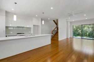 Hedley Avenue, Nundah - kitchen